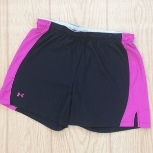 UA Small Under Armour Sm Athletic Shorts